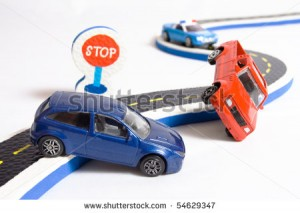 stock-photo-two-cars-accident-crash-on-road-and-approaching-police-insurance-case-broken-toys-auto-car-54629347